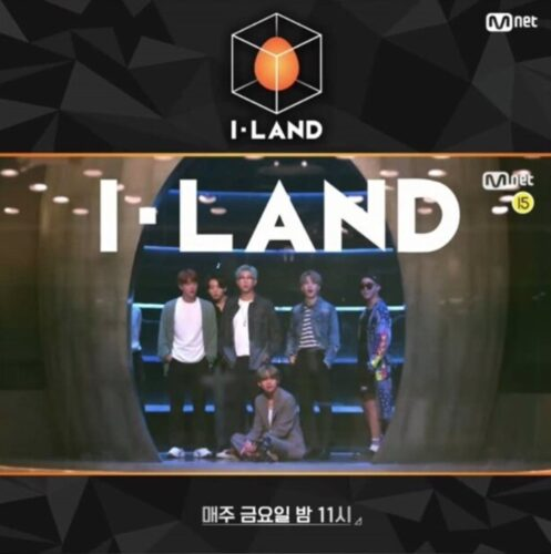 BTS I-LAND